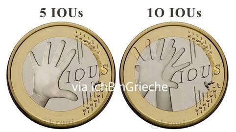 Το νέο νόμισμα του Λαφαζάνη και του Στρατούλη