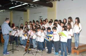 Παιδική Χορωδία Λαυρεωτικής