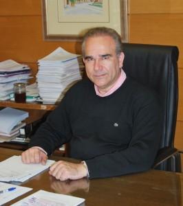 Δήμαρχος Μαρκοπούλου Μεσογαίας  Σωτήρης Ι. Μεθενίτης