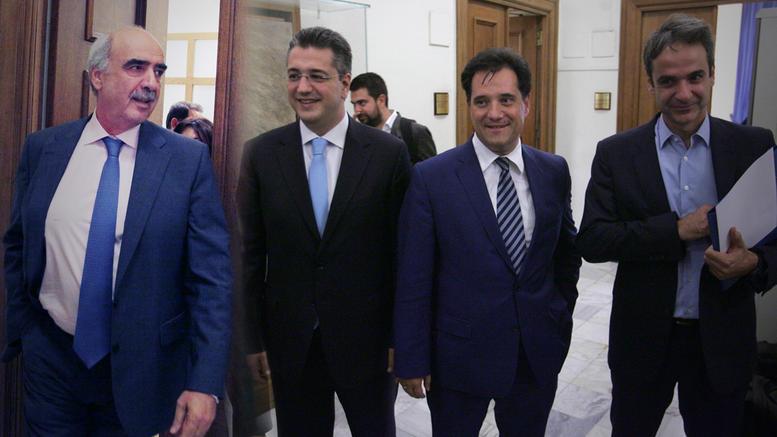 Υποψήφιοι πρόεδροι της ΝΔ