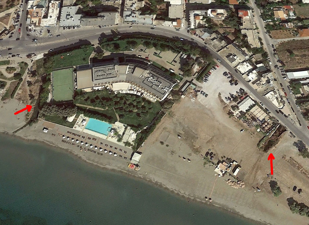 Παραλία Plaza Resort 3