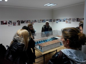 Κατασκευή του παιδικού εργαστηρίου 'Αγορά του Λαυρίου'